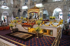 View Of Front Of Darbar Sahib