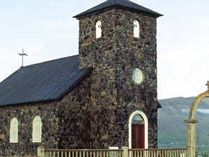Thingeyrarkirkja iglesia