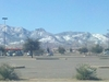 Huachuca Mountains In The Winter