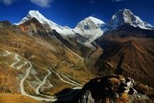 Huascaran Norte & Huascaran Sur - Cordillera Blanca Peru