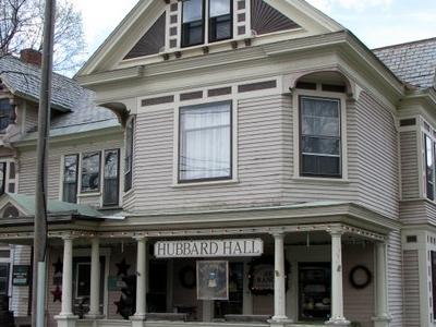 Hubbard  Hall