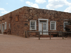 Hubbell Trading National Post Historical Site
