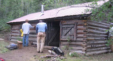 Hubert's Landing Cabin