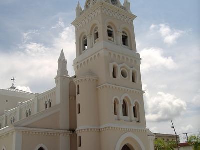 Humacao  2 C  Puerto  Rico Church