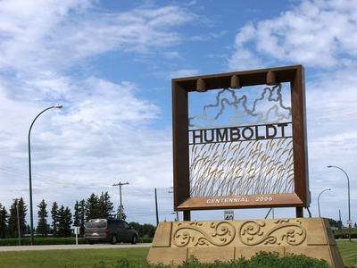 Humboldt  Sign