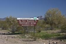 Hummingbird Springs & Big Horn Mountains Wilderness Area