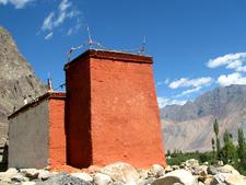 Hunder Monastery