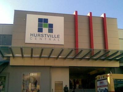 Hurstville Railway Station