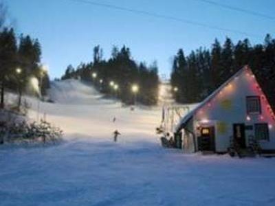 Huzele Ski Lift Of Lesko