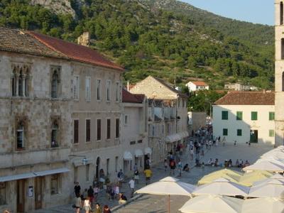 Hvar Main Square