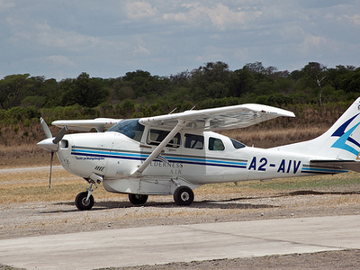 Hwange National Park Airport
