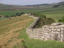 Sections Of Hadrian\'s Wall