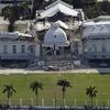 Haitian National Palace Earthquake