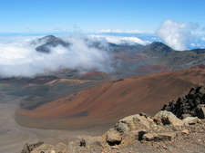 Looking Into Haleakalā