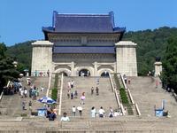 Sun Yat-sen Mausoleo