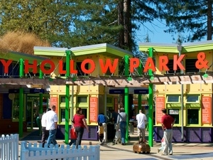 Happy Hollow Park & ​​Zoo