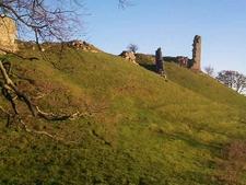 Ruins Of Harbottle Castle