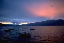 Hardangerfjord Sunset