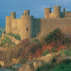 Harlech Castle Cadw Photograph