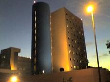 Hospital Angeles Tijuana Night View