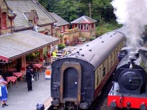 Haverthwaite Railway Station