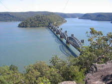 Hawkesbury River Railway Bridge