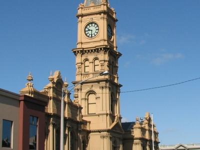 Hawthorn Town Hall