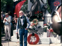 German Waldheim Cemetery