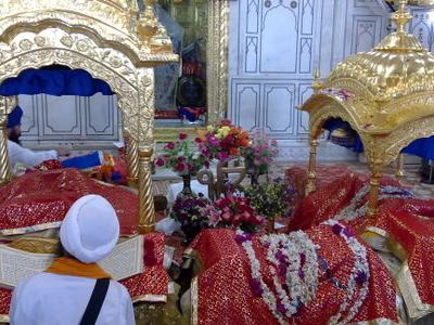 Hazur  Sahib Interior