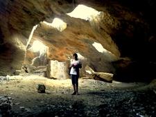 Haunting Naida Caves