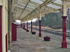 Hellifield Railway Station