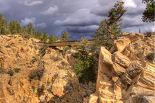 The Bridge On Hell's Backbone Road