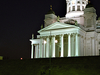 Helsinki Cathedral At Night