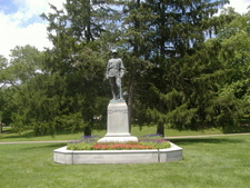 Henry W . Lawton Statue Indy