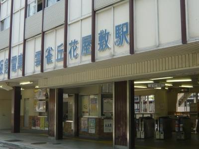 Hibarigaoka Hanayashiki Station
