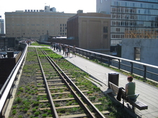 Reconstructed Tracks At 20th Street