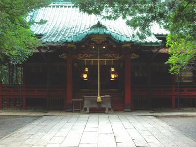 Hikawa Jinja Akasaka