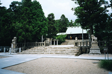 Hirota Shrine Main Building