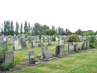 Hither Green Cemetery