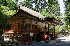 Hiyoshi Taisha Nishihongu Honden