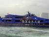 Cotai Jet Ferry Departin