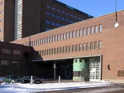 Helsinki Court House