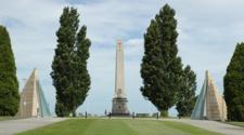 Hobart Cenotaph Wide Shot