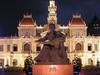 Ho Chi Minh City Hall At Night