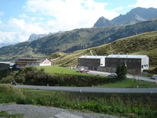 Hochtannberg Pass