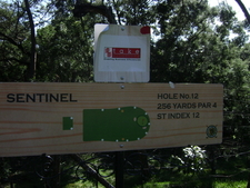 Sentinal 12th Hole