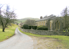 Holy Trinity Church Howgill