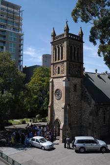 Holy Trinity Church Adelaide