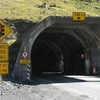 Homer Tunnel East