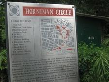 Horniman Circle Sign